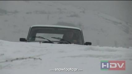 Лада - Снегомобил