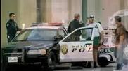 Green Police Foam Cup Bust - Audi