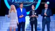 Пееш или лъжеш - специален гост Веселин Маринов бг аудио част 5 Tv Rip Nova 27.08.2017