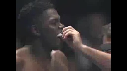 K - 1 World Grandprix Final 08 - Hari - Bonjasky