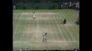 Wimbledon 1980 : Борг - Макенроу | Част 3/5
