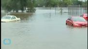 Heavy Rain Soaks Texas, Death up to 28