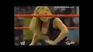 Trish Stratus - Chick Kick