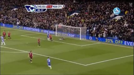 Челси победи непобедимия Манчестър Сити с 2:1