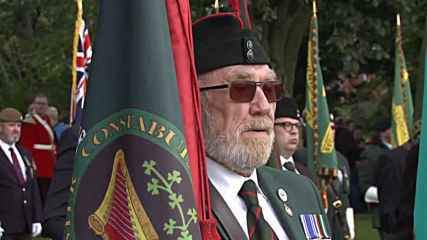 UK: Hundreds of veterans commemorate 50 years since launch of Operation Banner