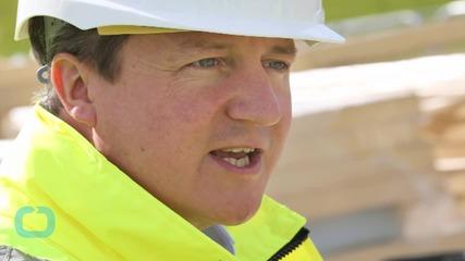 Cameron Wants World Corruption Purge