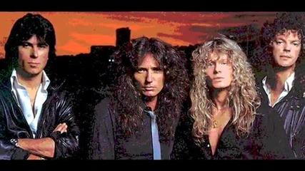 Whitesnake - Ready An' Willing - 1984