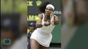 Serena Williams Graciously Beats Sister Venus at Wimbledon