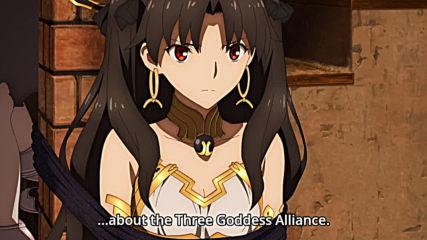 Fategrand Order Zettai Majuu Sensen Babylonia Episode 6