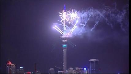 Нова година в Нова Зеландия