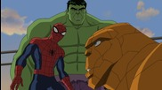 Ultimate Spider-man - 2x14 - The Incredible Spider-hulk