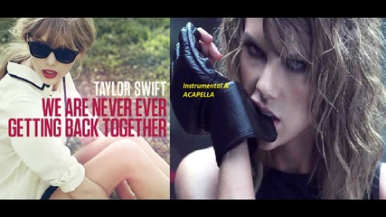 Taylor Swift - We Are Never Ever Getting Bad Blood