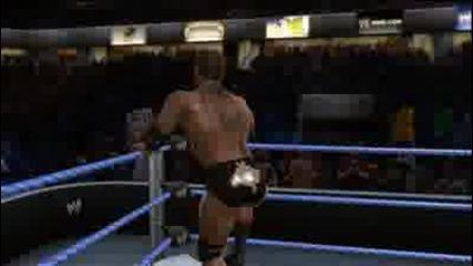 Wwe Smackdown vs Raw 2010 Batista Entrance Hd