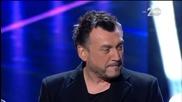 Любо Киров на сцената на X Factor (27.11.2014)