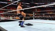 Extreme Rules 2016 - Roman Reigns vs Aj Styles Highlights