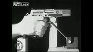 Стрелба С Пистолет - Забавен Кадър
