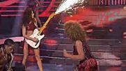 Neda Ukraden kaто Tina Turner