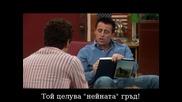 Джоуи - сезон 2, епизод 14 (бг Суб)