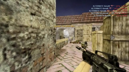 Esl German League Cup Summer 2011: Kenan vs mtw.de ( Counter - Strike 1.6 )
