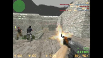 Counter Strike 1.6 - Ultra Blue ;]