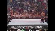 W W E Unforgiven 2002 - Rob Van Dam vs Triple H [ World Heavyweight Championship ]