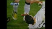 01.04 Рома - Манчестър 0:1 Кристиано Роналдо Гол