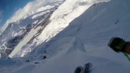 ENGADINSNOW 2014 Ski and Snowboard Freeride - Финална фаза
