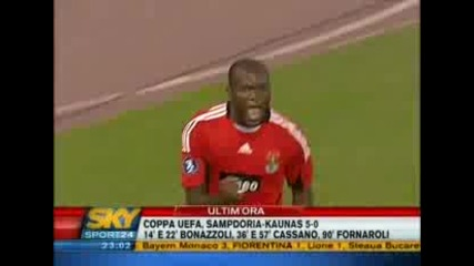 Napoli - Benfica 3 - 2