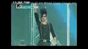 Tokio Hotel World Stage part 3 Mtv Day Greece 09
