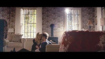 Stefan & Caroline - What is love (6x19) + Превод и субтитри