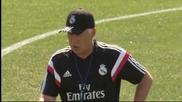 Реал Мадрид стартира тренировки