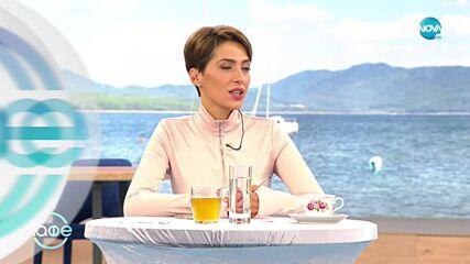 """Ансамбълът по художествена гимнастика и Боряна Калейн отново спечелиха престижни отличия - """"На кафе"""