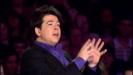 Цял Епизод! Новите серии на Britain's Got Talent 2011 - Епизод 1 ( Част 1) 16.04.2011