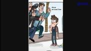 Гравити фолс комикс - Стенли, Стан и хулиганите