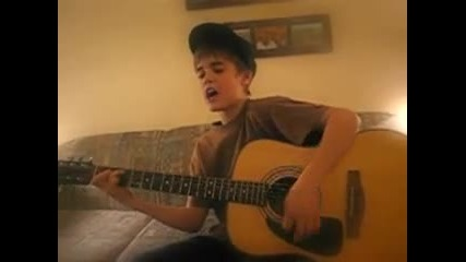 Cry me a River - Justin singing ( Justin Bieber )