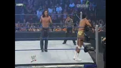 Smackdown 10.09.10 - Matt Hardy vs Alberto Del Rio