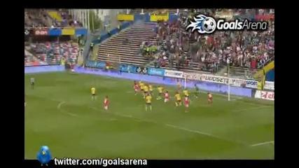 Приятелски мач! Швеция - Сърбия (репортаж)