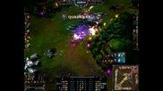 League of Legends - Моят Penta Kill с Draven