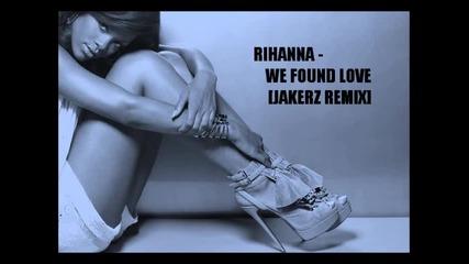 Rihanna - We found love Dubstep Remix