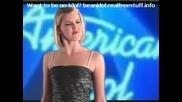 Един От Най - Тежките Музикални Клипове В American Idol