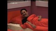 Vip Brother 3 - Ицо Хазарта Имитира Диалозите от Забранена Любов Много Смях