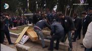 Погребението на комисар Енгин - Опасни улици