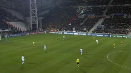 Инфарктна победа класира Борусия Дортмунд напред в Шампионската лига