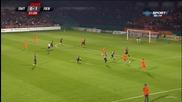 Два гола за три минути в Ловеч