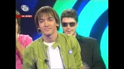 Music Idol 2 : Петтимата Финалисти