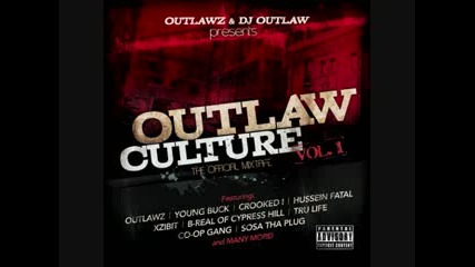 Outlawz - Pourin Liquor