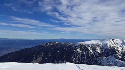 Гледка от вр. Тодорка 2 746 м, Пирин / Todorka peak 2 746 m, Pirin Mountain, Bulgaria