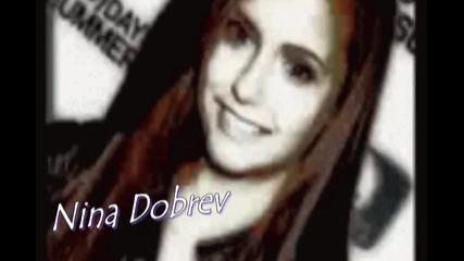 Nina Dobrev • Dynamitte •