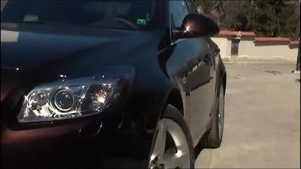 Видео ревю на Opel Insignia
