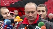 Кокала крие червеното от екипа на Локо Сф, Академик бил шансът му за  голям шлем